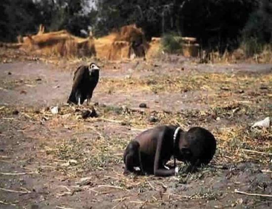 Sudan Famine, Kevin Carter